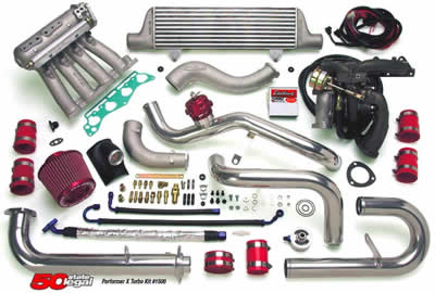 Edelbrock Turbo Kit