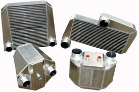 Precision Turbo Intercooler