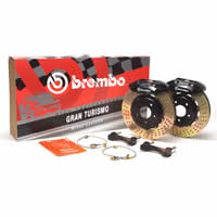 Brembo 1B1-7008A Gran Turismo Brake Kit - Drilled