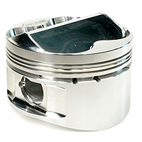 Manley 600000C-4 Pistons Acura 81mm/1.181 CD/DISH