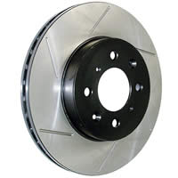 126.46065SR Power Slot Slotted Brake Rotor