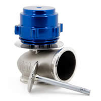 TiAL 60mm High Pressure Wastegate - Blue - Required Flanges Included